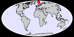 77.96 N, 22.98 E Global Context Map