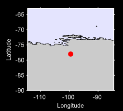77.96 S, 99.57 W Local Context Map
