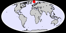 79.58 N, 17.56 E Global Context Map