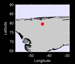 79.58 N, 43.90 W Local Context Map