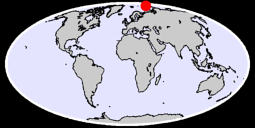 81.19 N, 90.00 E Global Context Map