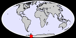 81.19 S, 111.18 W Global Context Map