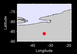 86.03 S, 33.75 W Local Context Map