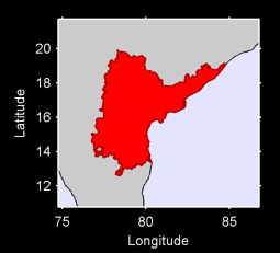 Andhra Pradesh Local Context Map