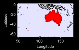 Australia Local Context Map