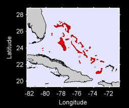 Bahamas Local Context Map