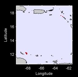 Bonaire, Saint Eustatius and Saba Local Context Map