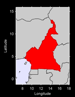 Cameroon Local Context Map