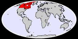 Canada Global Context Map