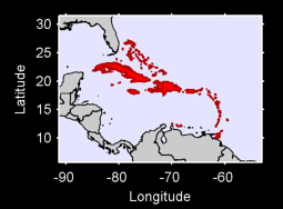 Caribbean Local Context Map
