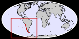 Chile Global Context Map