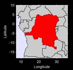 Congo (Democratic Republic of the) Local Context Map