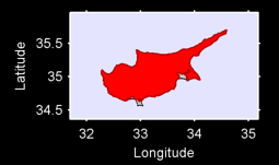 Cyprus Local Context Map