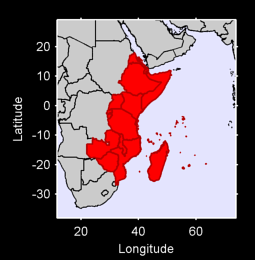 Eastern Africa Local Context Map