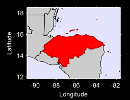Honduras Local Context Map