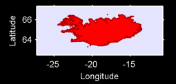 Iceland Local Context Map