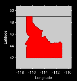 Idaho Local Context Map