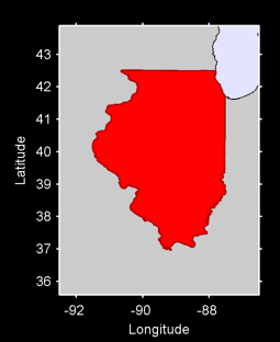 Illinois Local Context Map