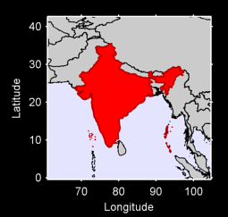 India Local Context Map