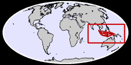Indonesia Global Context Map