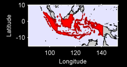 Indonesia Local Context Map