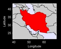 Iran Local Context Map