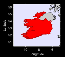 Ireland Local Context Map