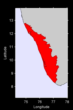 Kerala Local Context Map