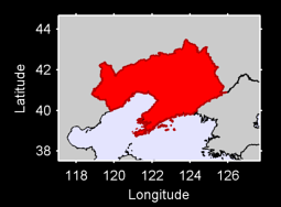 Liaoning Local Context Map