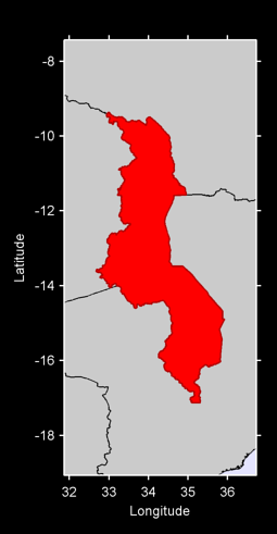 Malawi Local Context Map