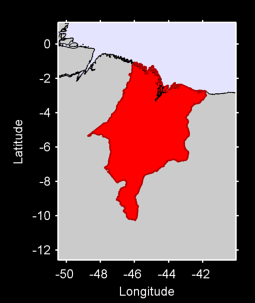 Maranhão Local Context Map