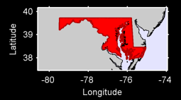 Maryland Local Context Map