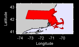 Massachusetts Local Context Map