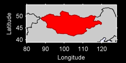 Mongolia Local Context Map