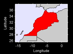 Morocco Local Context Map