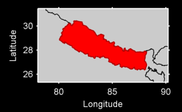 Nepal Local Context Map