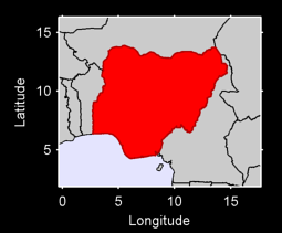 Nigeria Local Context Map