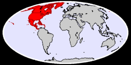 North America Global Context Map