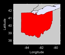 Ohio Local Context Map