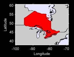 Ontario Local Context Map
