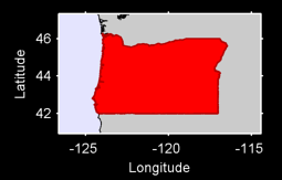 Oregon Local Context Map