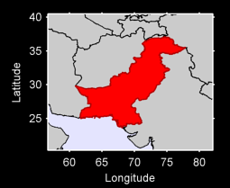 Pakistan Local Context Map