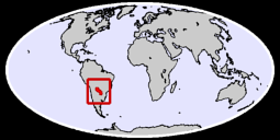 Paraguay Global Context Map