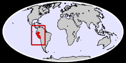 Peru Global Context Map