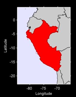 Peru Local Context Map