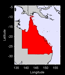 Queensland Local Context Map