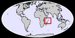 Seychelles Global Context Map