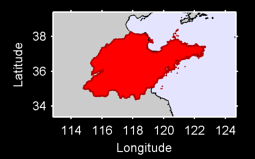Shandong Local Context Map