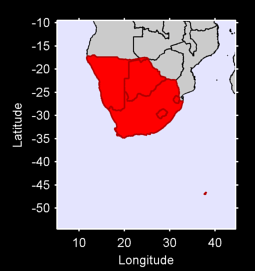 Southern Africa Local Context Map