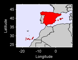 Spain Local Context Map